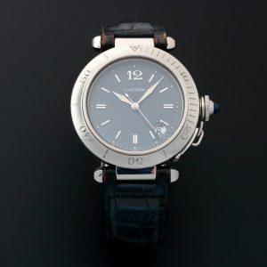 Cartier Pasha Watch W31017H3 - Baer & Bosch Auctioneers
