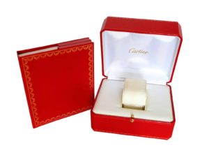 Cartier Watch Box - Baer Bosch Auctioneers