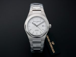 Girard Perregaux Heritage Laureato Watch 81000-11-131-11A - Baer & Bosch Auctioneers