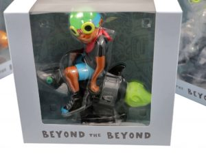 Hebru Brantley Flyboy Set Sepia Black White Gold Grey Volt