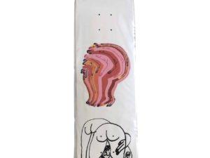Jeffrey Cheung Skateboard Skate Deck - Baer & Bosch Auctioneers