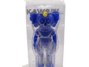 KAWS BFF Vinyl Blue