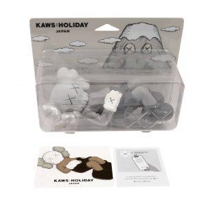 KAWS Holiday Japan Grey
