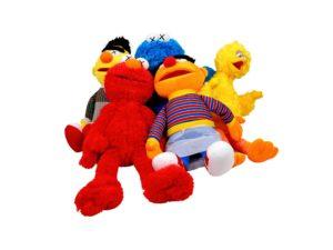 KAWS x Sesame Street Set - Baer & Bosch Auctioneers
