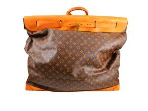 Louis Vuitton Monogram Steamer Bag 65 Travel Boston - Baer & Bosch Auctioneers