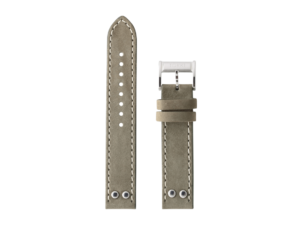 Lot #ANPR12.03 – Tokki Project Raleigh Pilot in Olive Watch Strap