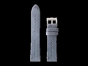 Lot #ANPR8.01 – Tokki Project Maguire Suede Glove in Stone Grey Watch Strap