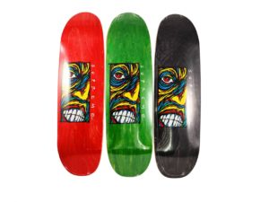 Sean Cliver x Supreme Skateboard Deck Set - Baer & Bosch Auctioneers