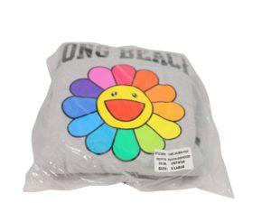 Takashi Murakami x ComplexCon Flower Long Beach Hoody Grey Heather XL - Baer & Bosch Auctioneers