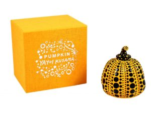 Yayoi-Kusama-Pumpkin-Yellow - Baer Bosch Auctionee