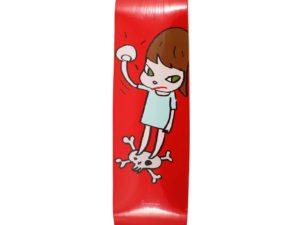 Yoshitomo Nara Solid Fist Skateboard Skate Deck - Baer & Bosch Auctioneers