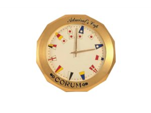 3170 Corum Admirals Cup Dealer Display Clock
