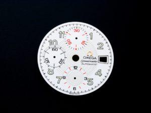 3261b Omega Speedmaster Mark 40 Silver Dial 3513.33.00