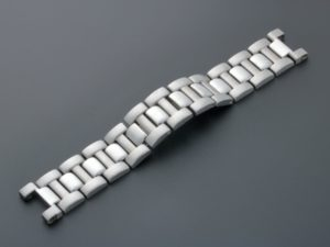 3308a Cartier Pasha Stainless Steel Watch Bracelet 18mm 138mm