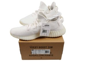 Adidas Yeezy Boost 350 V2 Cream Triple White Cp9366 11