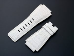 Bell Ross Alligator Watch Strap 24mm