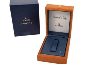 Corum Admirals Cup Watch Box