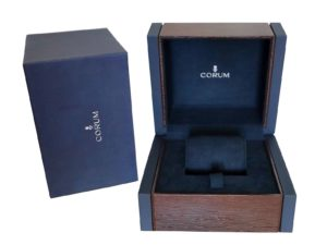 Corum2 Watch Box