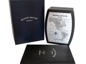 Franck Muller Transamerica Watch Box