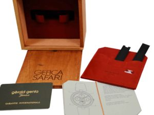 Gerald Genta Watch Box 3