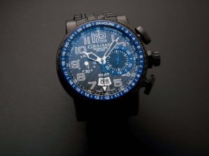 Graham Silverstone Stowe Gmt Watch 2blcb.b30a.k47n