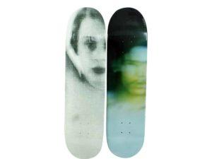 Harmony Korine X Supreme Skateboard Skate Deck Set