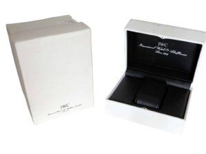 Iwc1 Watch Box