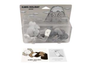 Kaws Holiday Japan Grey Scaled