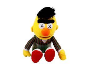 Kaws X Sesame Street Bert