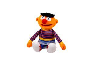 Kaws X Sesame Street Ernie Scaled