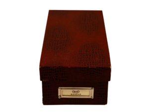 Mhr Watch Box