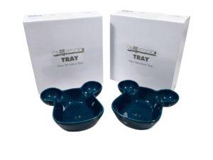 Medicom Bearbrick Tray Set Blue
