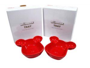 Medicom Bearbrick Tray Set Red