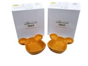 Medicom Bearbrick Tray Set Yellow