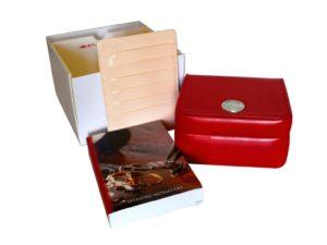 Omega2 Watch Box