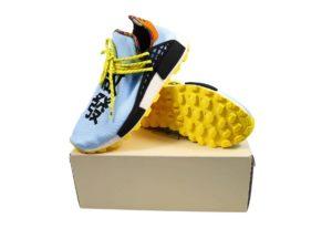 Pharrell Williams X Adidas Pw Solar Hu Nmd Ee7581 Size 10