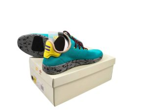 Pharrell Williams X Adidas Pw Tennis Hu Cq1872 Size 10.5 1