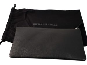 Richard Mille Leather Pouch