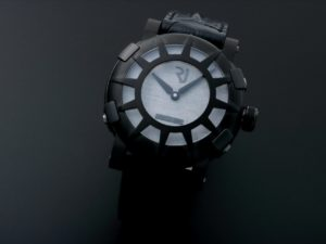 Romain Jerome Liberty Dna Cage Slv Pvd