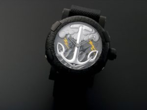Romain Jerome Tattoo
