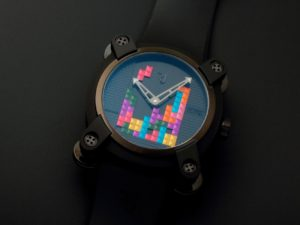 Romain Jerome Tetris