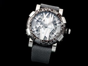 Romain Jerome Titanic Dna Heavy Metal Gry Rj.t.au .sp .004.01