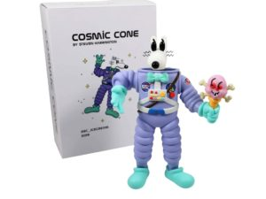 Steve Harrington X Bbc Ice Cream Cosmic Cone