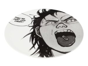 Supreme Akira Pill Ceramic Plate