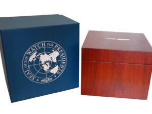 Vulcain Watch Box
