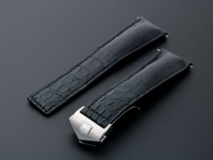 3136 Tag Heuer Leather Watch Strap 22mm