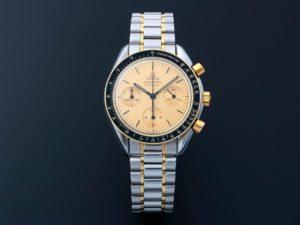 3240 Omega Speedmaster Chronograph Watch 3310.10.00