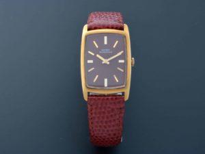 3913 Girard Perregaux 18k Yellow Gold Vintage Watch 9096 Ga