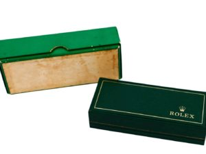 4973a Rolex Green Vintage Watch Box1 1
